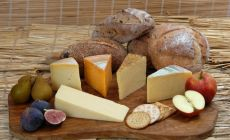 West Country 5 cheeses